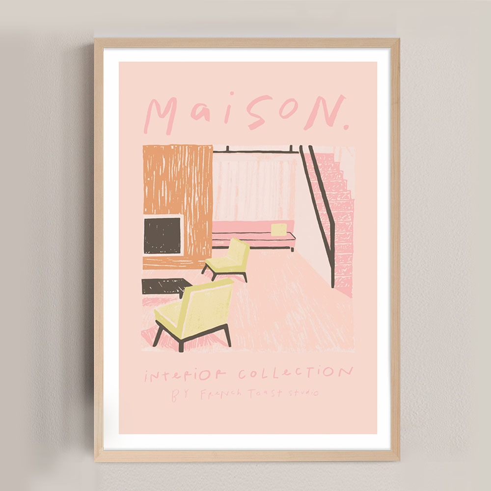 Pink Room Poster